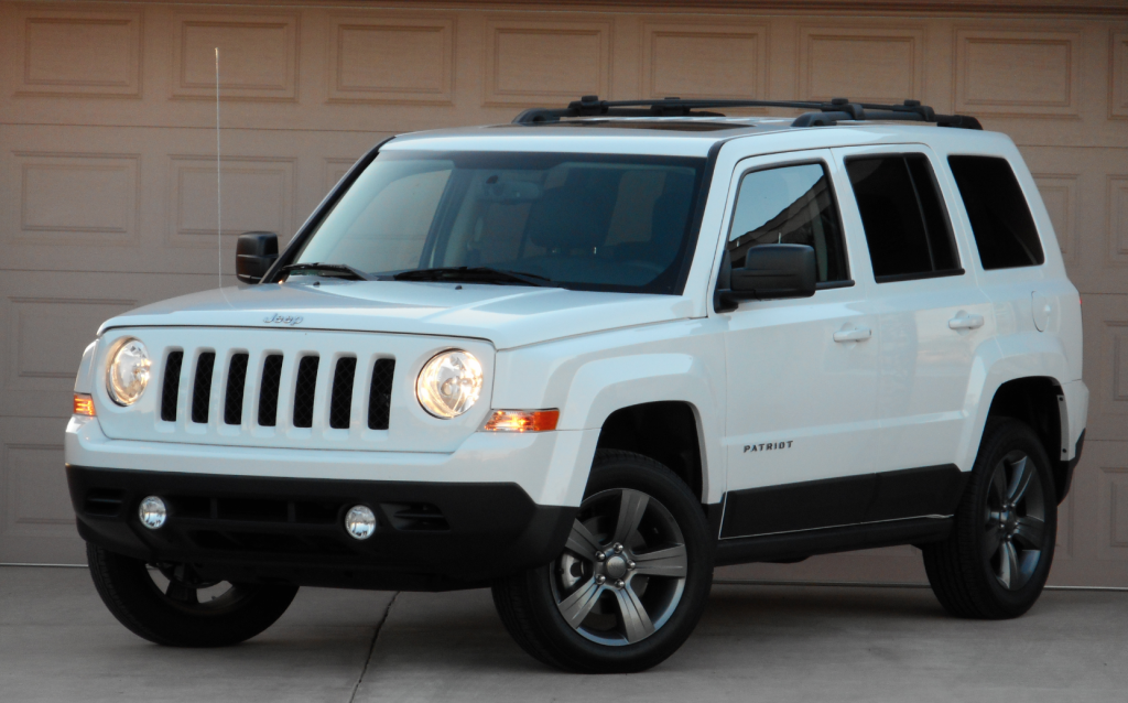 test drive 2015 jeep patriot latitude the daily drive consumer guide the daily drive. Black Bedroom Furniture Sets. Home Design Ideas