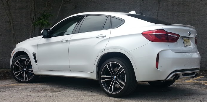 Test Drive 2015 Bmw X6 M The Daily Drive Consumer Guide The