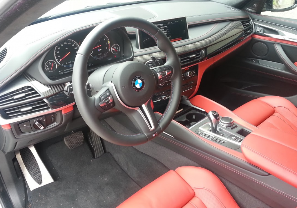 Test Drive 2015 Bmw X6 M The Daily Drive Consumer