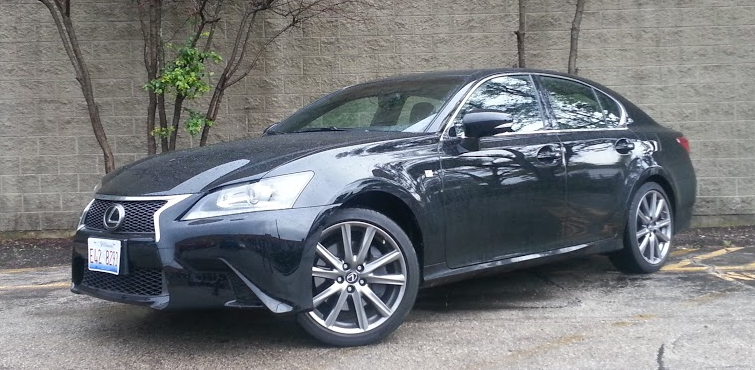 test drive 2015 lexus gs 350 awd f sport the daily. Black Bedroom Furniture Sets. Home Design Ideas