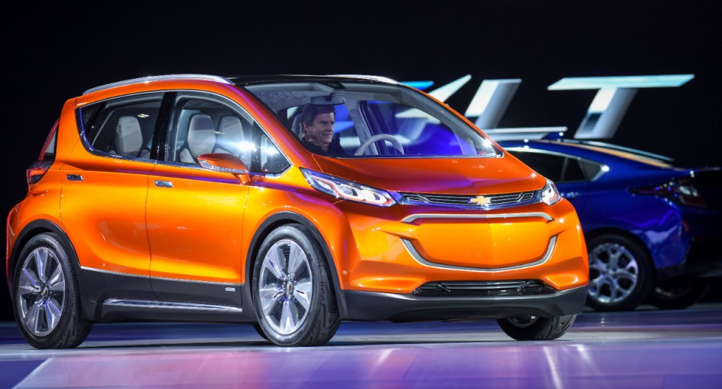 Future Car 2018 Chevrolet Bolt The Daily Drive Consumer Guide
