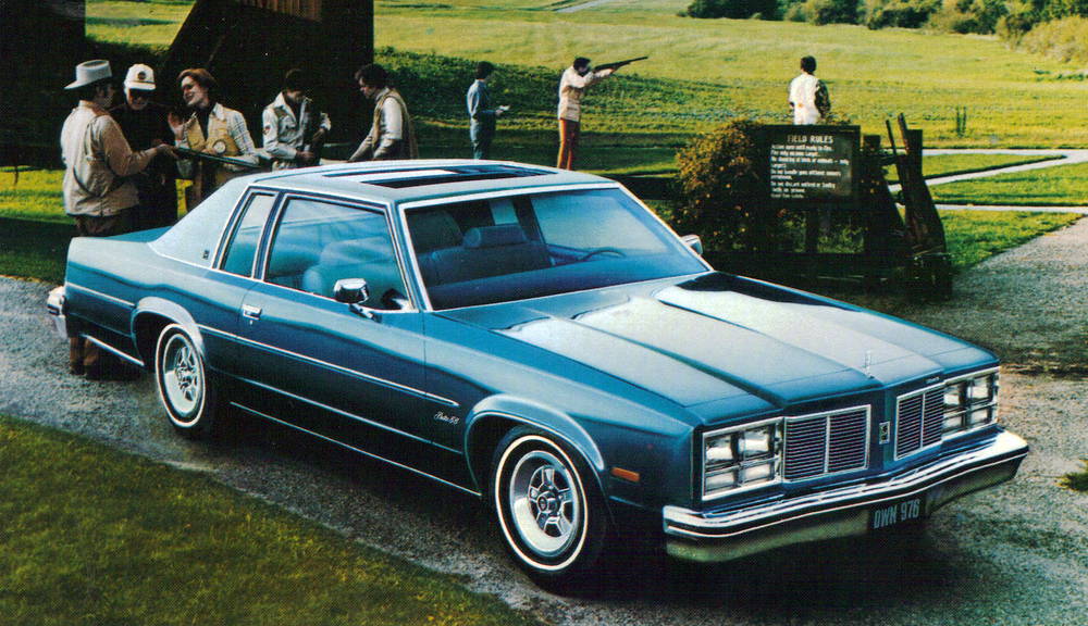 1977 Oldsmobile Eighty-Eight Coupe