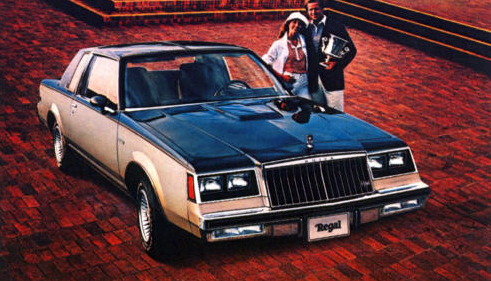 1981 Buick Regal Sport Coupe