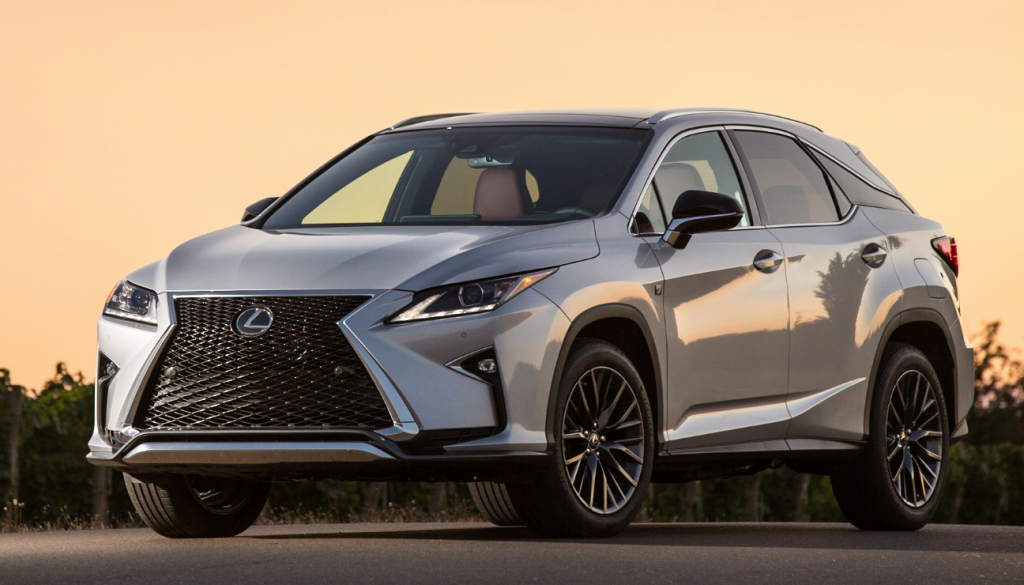 first spin 2016 lexus rx 350 rx 450h hybrid the daily drive consumer guide the daily. Black Bedroom Furniture Sets. Home Design Ideas
