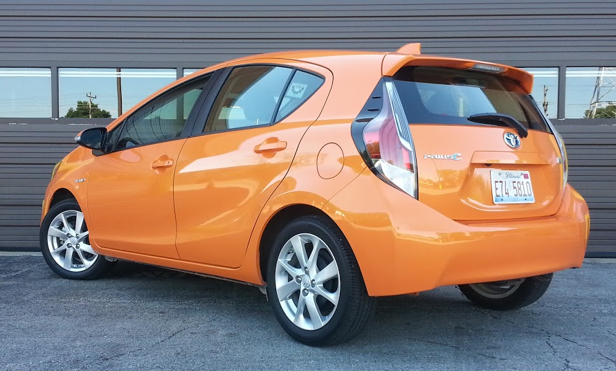 Test Drive: 2015 Toyota Prius c | The Daily Drive ...