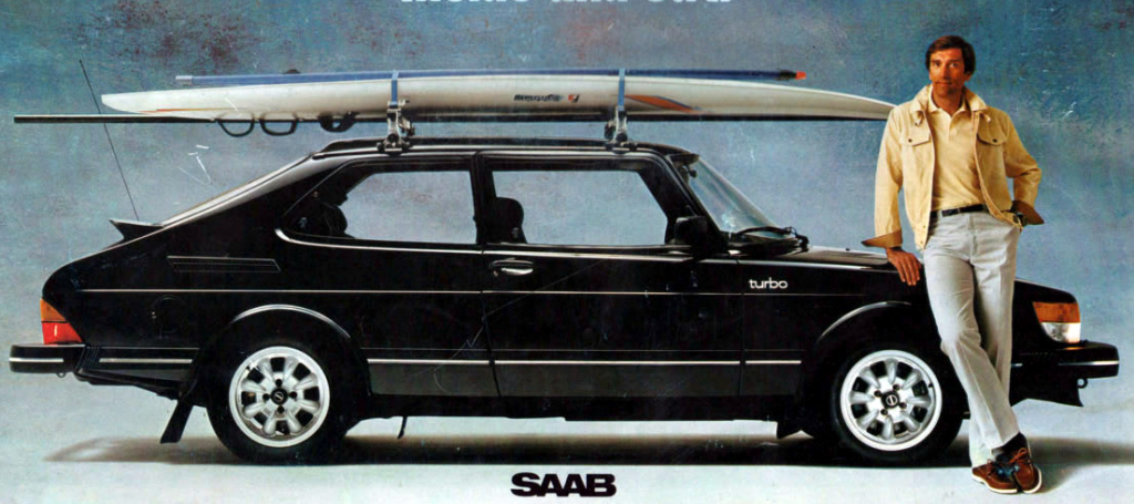 1981 Saab 900 Turbo, Fastest Cars of 1981