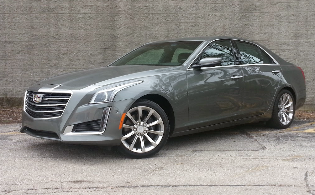 2017 Cadillac Cts 3 6 L Premium Luxury >> Test Drive 2016 Cadillac Cts 3 6 Awd The Daily Drive