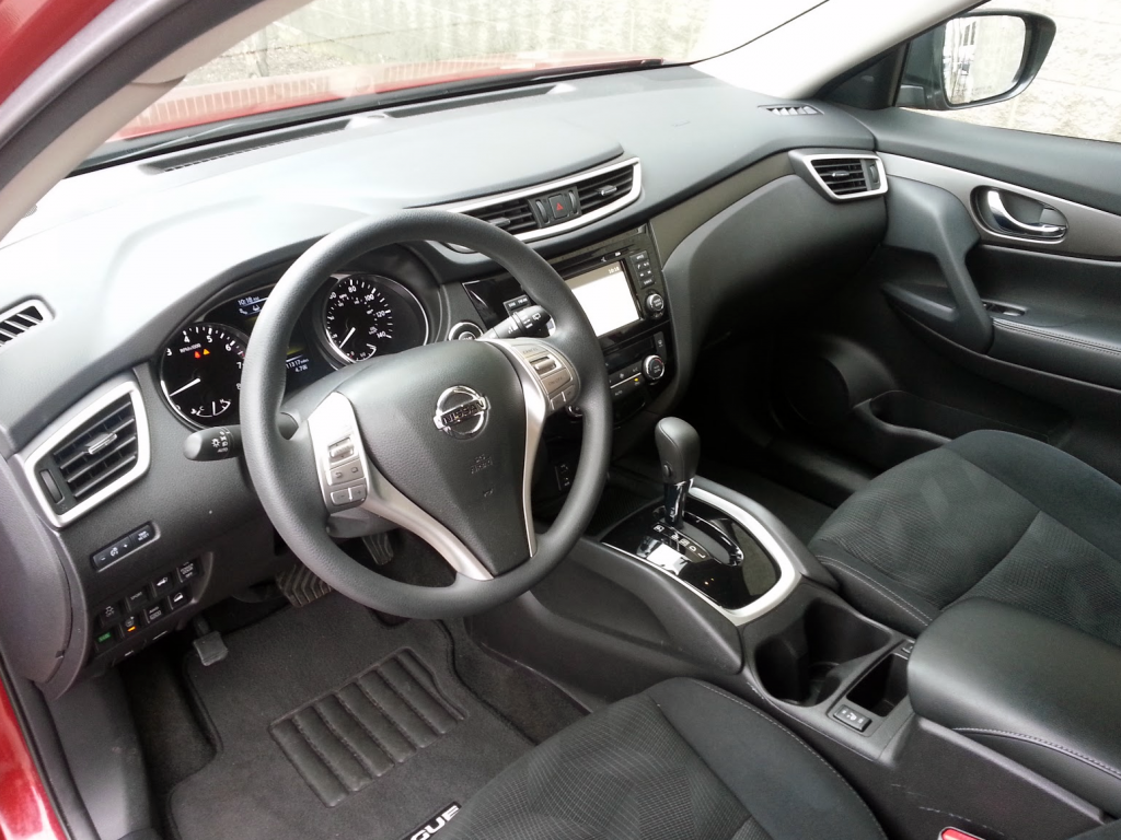 Test Drive 2015 Nissan Rogue Sv Awd The Daily Drive
