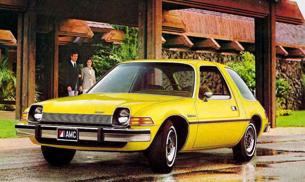 1976 AMC Pacer, Cars We Make Fun Of