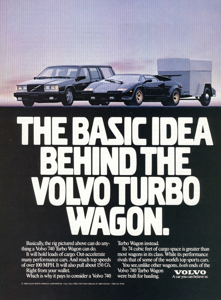 Classic Ads Featuring Station Wagons