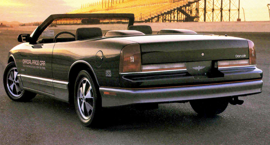 1988 Cutlass Supreme Pace Car