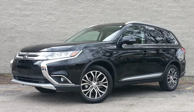 Test Drive: 2016 Mitsubishi Outlander GT | The Daily Drive | Consumer Guide® The Daily Drive ...