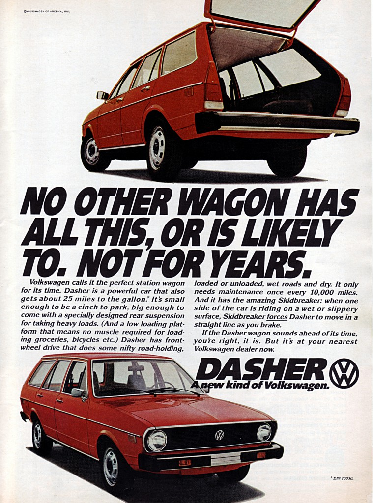 Volkswagen 1975 Dasher