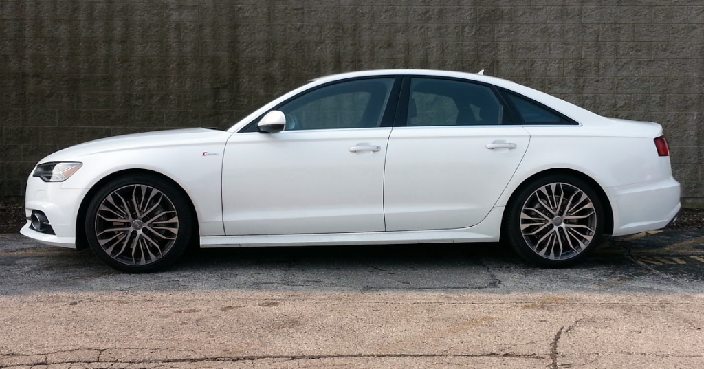 2016 Audi A6. Our Test Caru0027s Ibis White ...