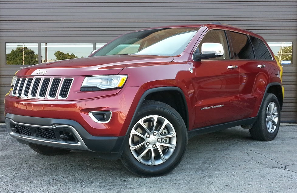 2015 Jeep Grand Cherokee EcoDiesel