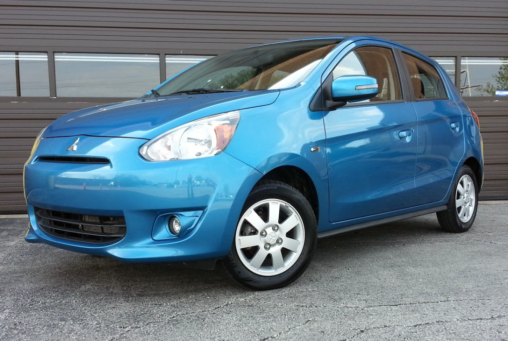 test drive: 2015 mitsubishi mirage es | the daily drive | consumer
