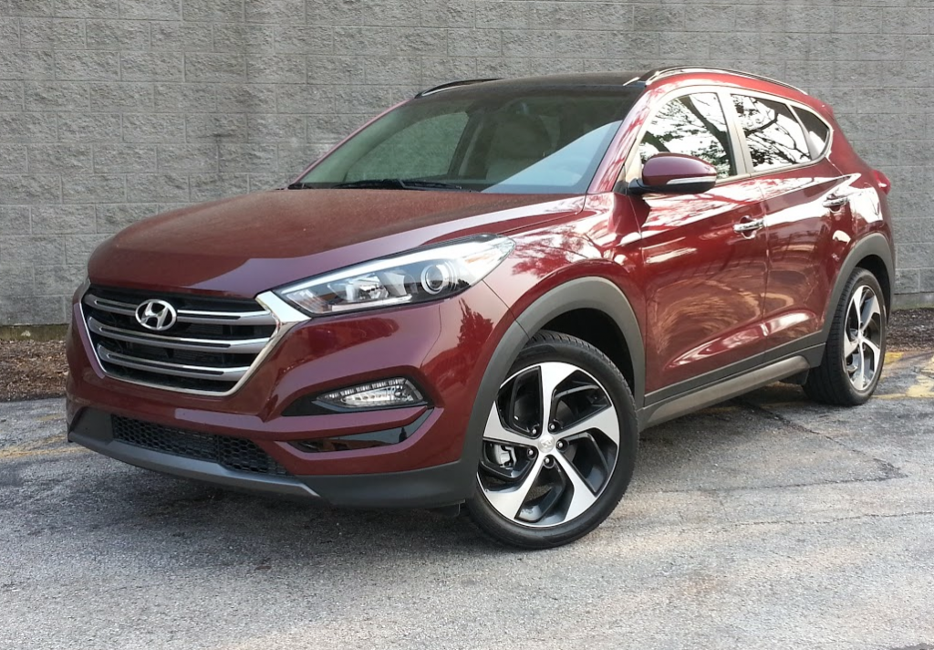 Test Drive 2016 Hyundai Tucson Limited Front Drive And Awd The