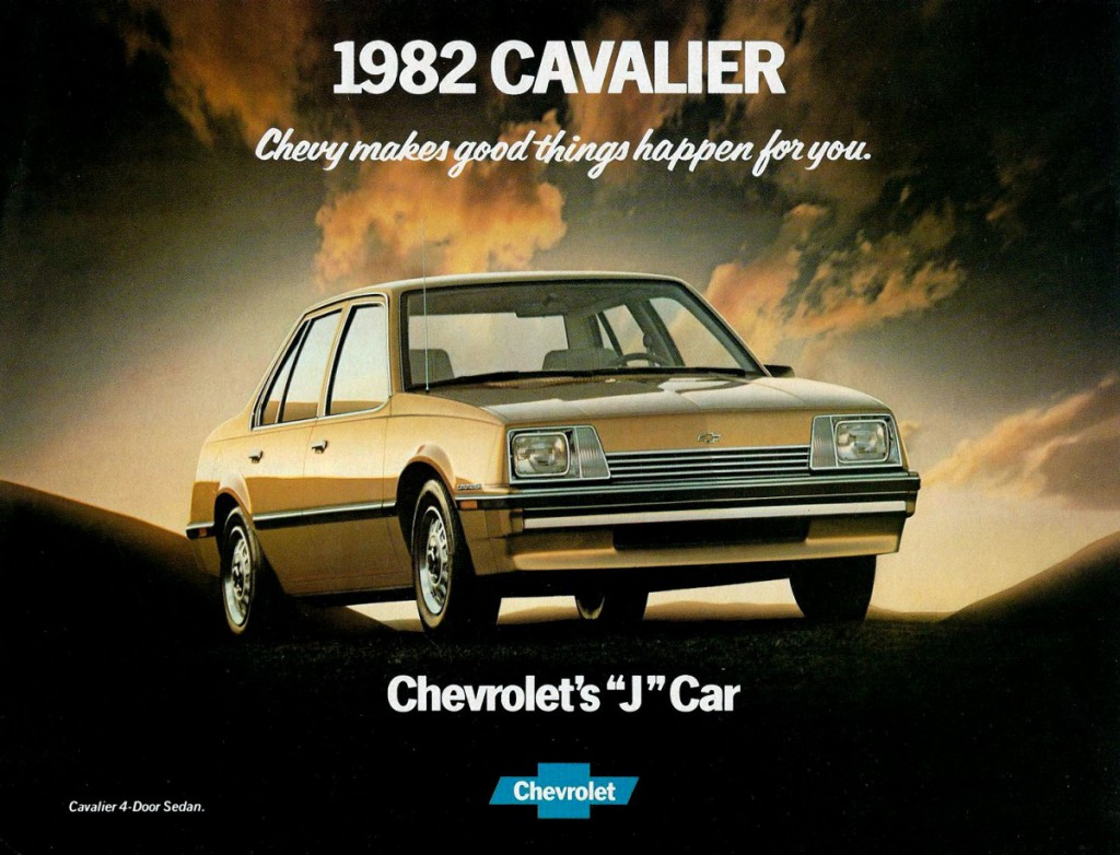 Chevy X on 1982 Cavalier 4 Door