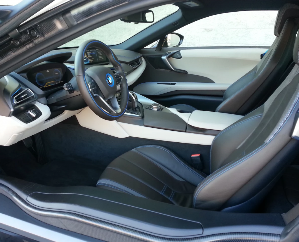 Test Drive 2015 Bmw I8 The Daily Drive Consumer Guide The