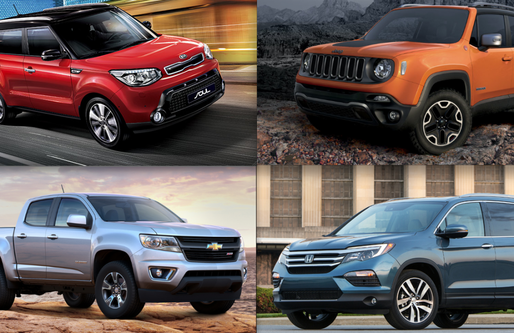 2016 Consumer Guide Best Buys