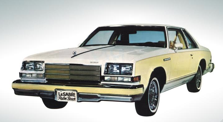 cheap wheels 1979 buick lesabre palm beach the daily. Black Bedroom Furniture Sets. Home Design Ideas