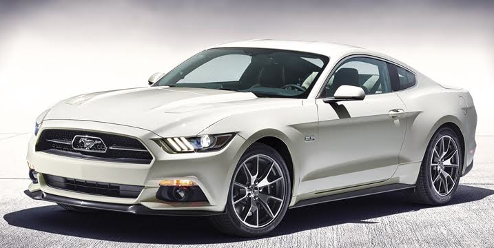 Future Collectibles 2015 Ford Mustang 50 Year Limited Edition
