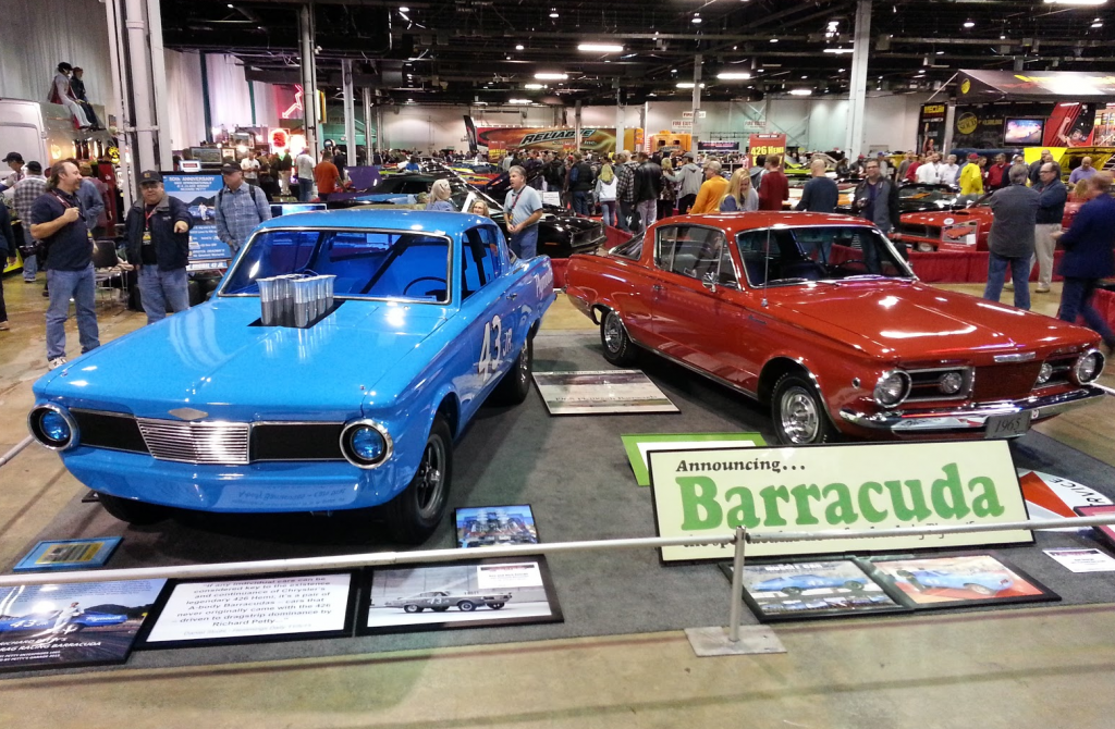 Muscle Car and Corvette Nationals Gallery, 2015 Muscle Car and Corvette Nationals