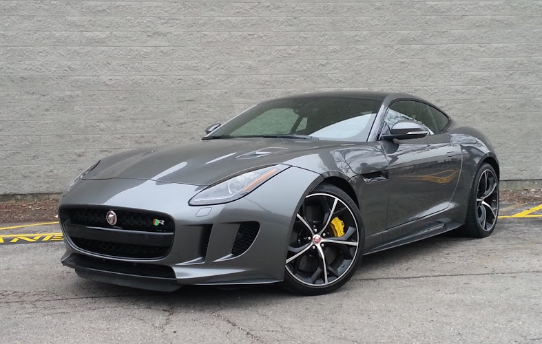 2016 Jaguar F Type R Coupe Awd