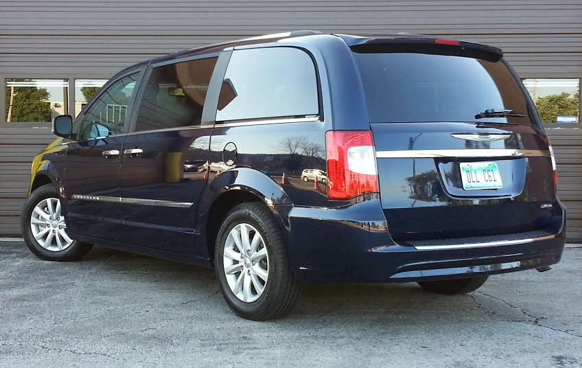 Chrysler Town & Country Platinum