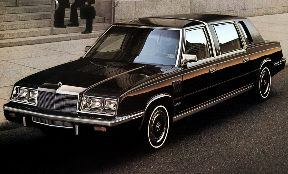 Chrysler Executive Limousine