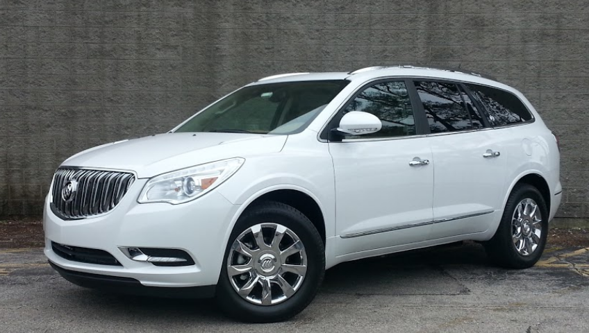 Test Drive: 2016 Buick Enclave Premium | The Daily Drive ...