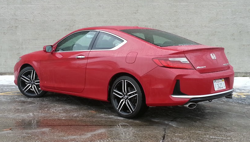 2016 Honda Accord Touring Coupe