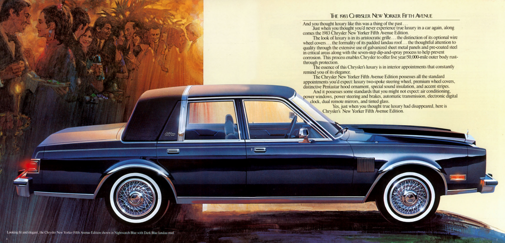1983 Chrysler Fifth Avenue
