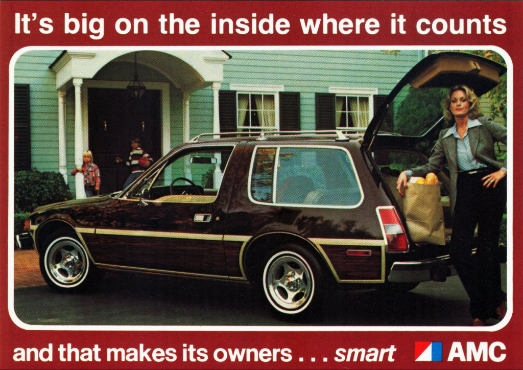1977 AMC Pacer Wagon