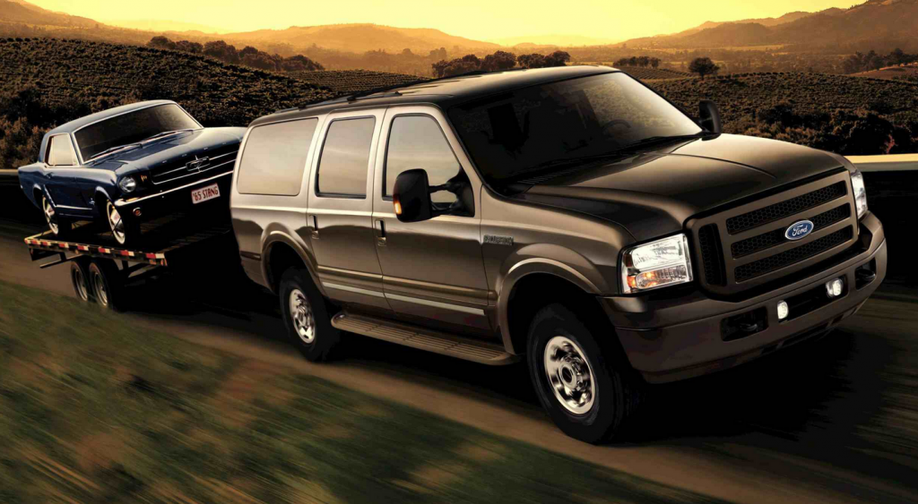 2005 Ford Excursion, Stupid cars