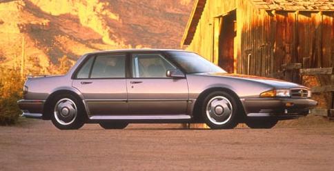 1990 Pontiac Bonneville SSE