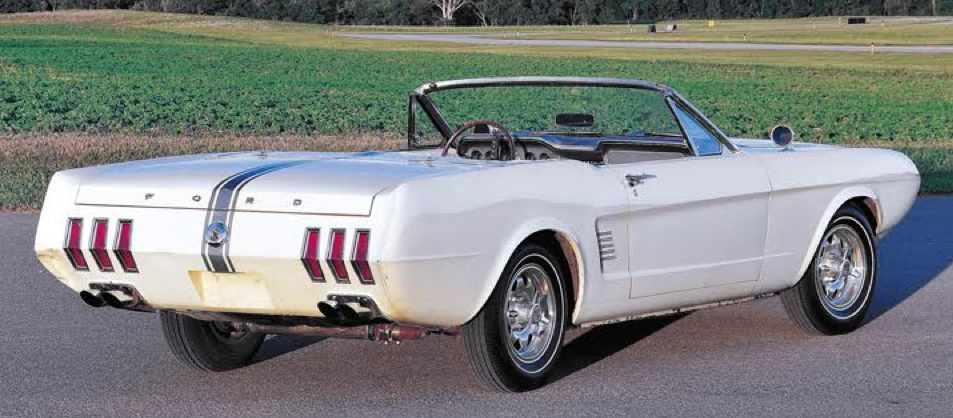 Photo Feature: 1963 Ford Mustang II Concept Car | The ...
