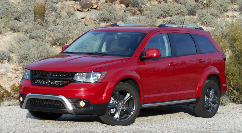 2016 Dodge Journey >> Test Drive 2016 Dodge Journey Crossroad The Daily Drive