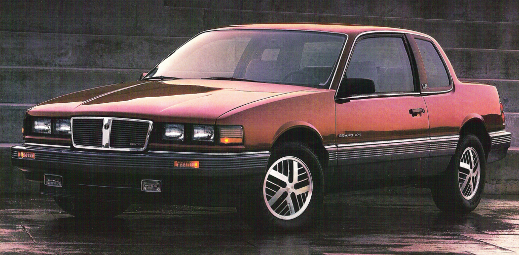 1985 Pontiac Grand Am, Cars You Never See Anymore