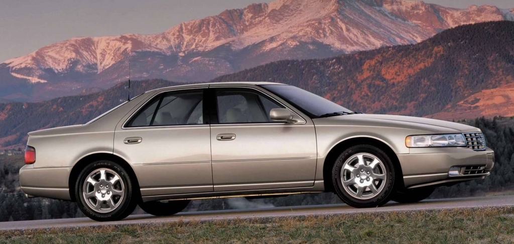 2001 Cadillac Seville, Cars You Never See Anymore