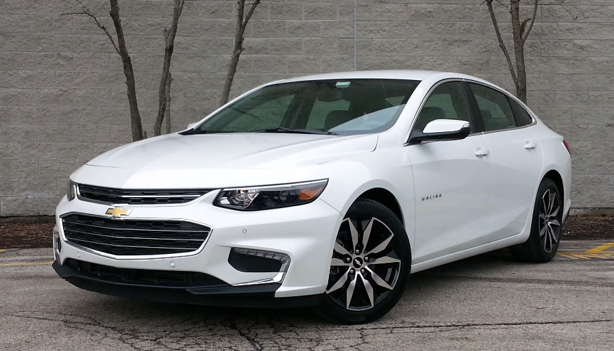 Chevy Malibu Mpg >> Test Drive: 2016 Chevrolet Malibu The Daily Drive | Consumer Guide®