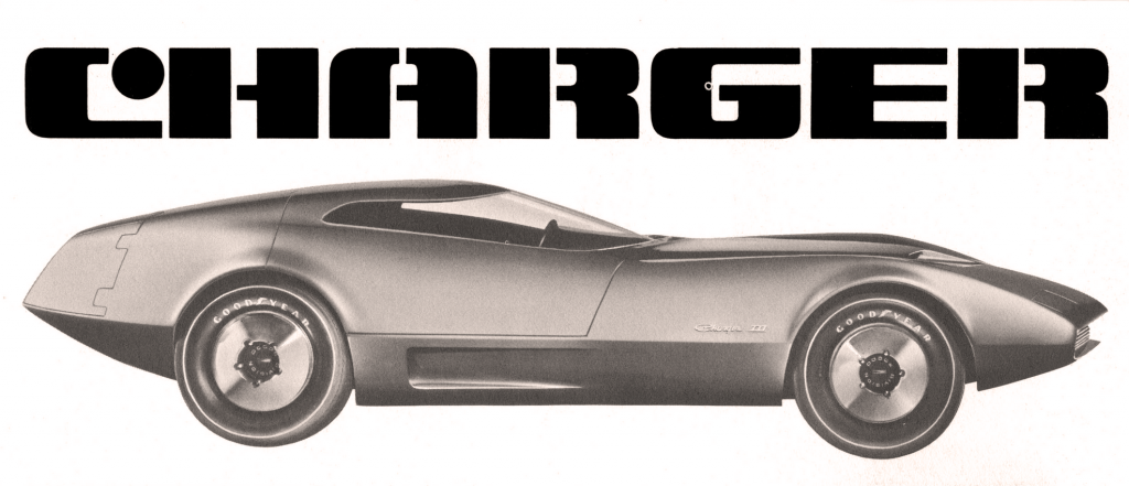 Charger III Concept, Coolest Concept Cars of the 60s