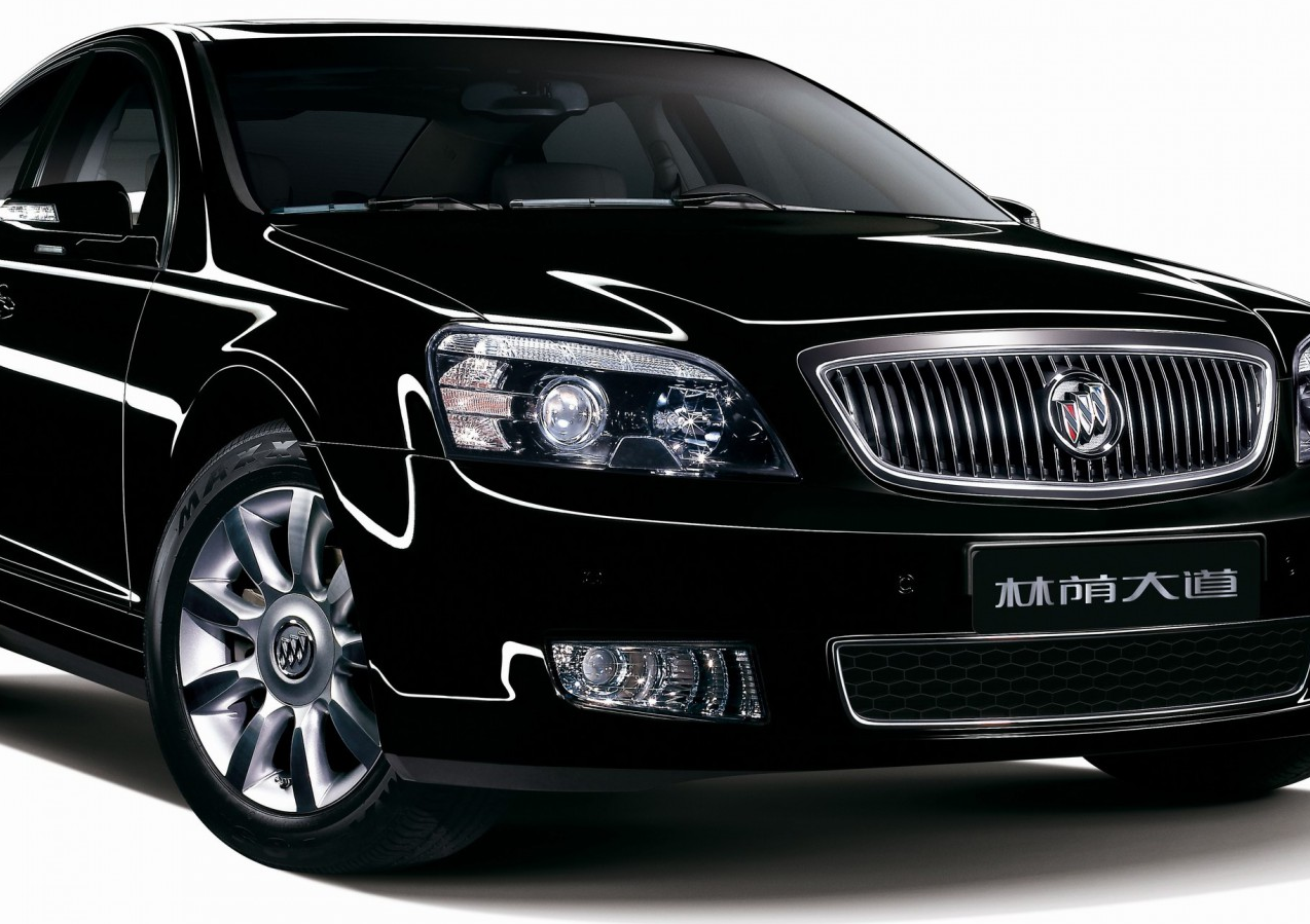 2013 Buick Park Avenue, China