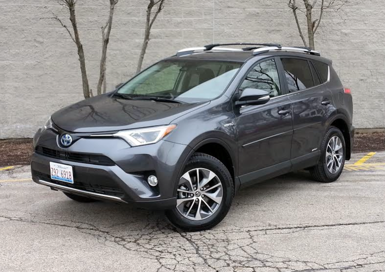 Test Drive 2016 Toyota Rav4 Hybrid Xle The Daily Drive