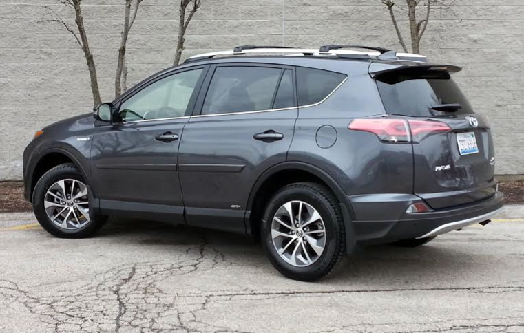Test Drive: 2016 Toyota RAV4 Hybrid XLE | The Daily Drive ...