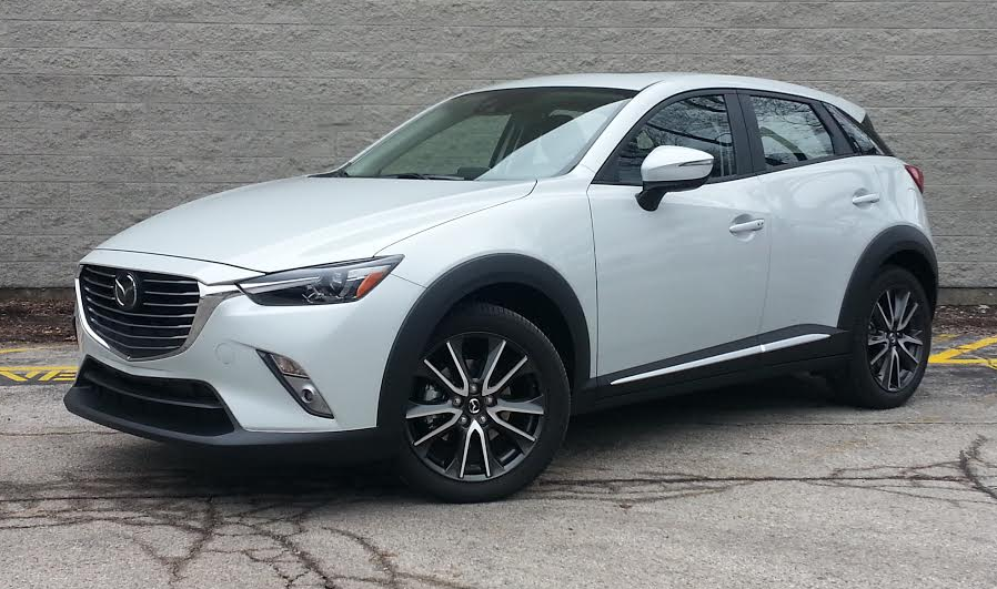 Test Drive: 2016 Mazda CX-3 Grand Touring | The Daily ...