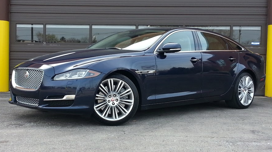 Test Drive 2016 Jaguar Xjl Supercharged The Daily Drive