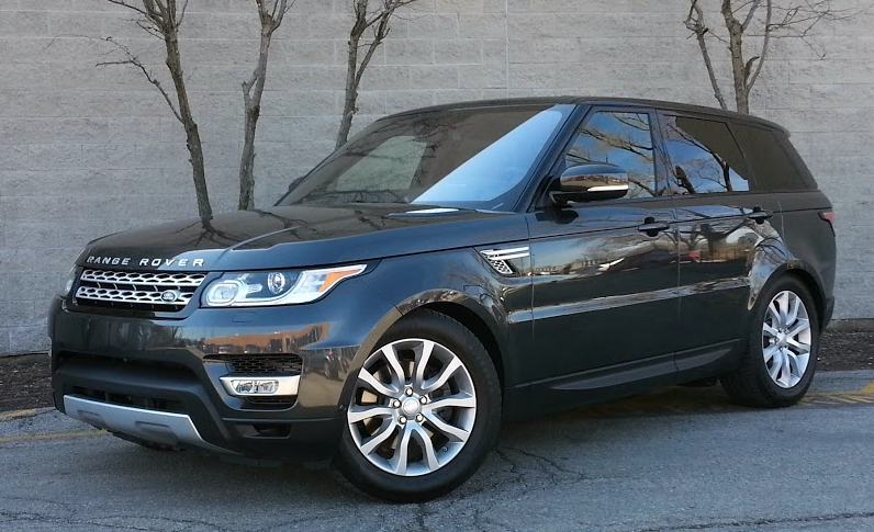 Land Rover Range Rover sport HSE Td6
