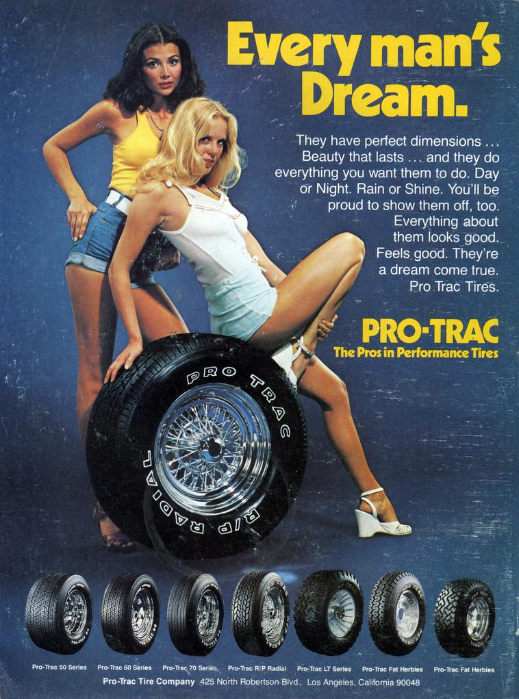 Pro-Trac Tire Ad