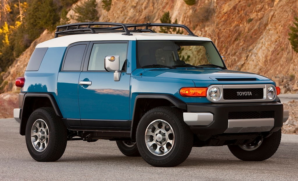 2014 Toyota FJ Cruiser, Collectible Cars
